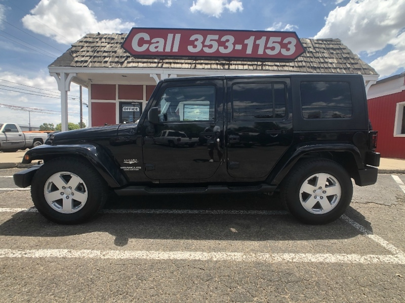 Jeep Wrangler 2008 price $15,500
