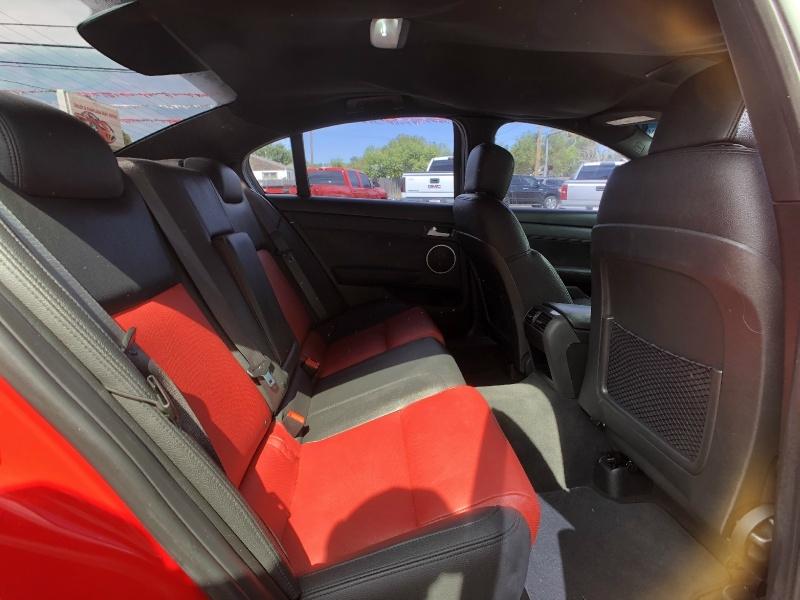 Pontiac G8 2009 price $12,995