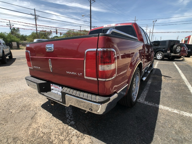 Lincoln Mark LT 2007 price $11,995