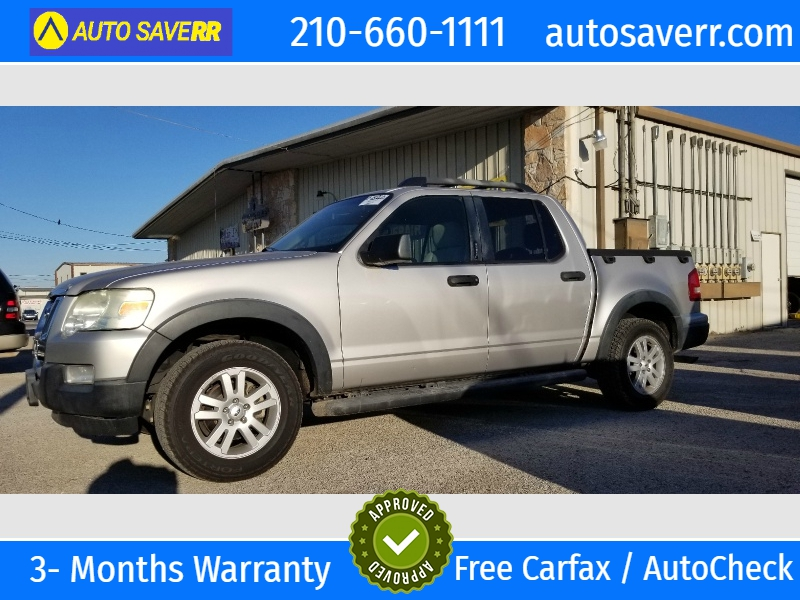 Ford Explorer Sport Trac 2008 price $8,900