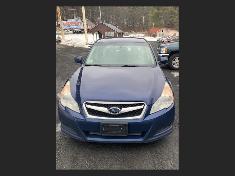 Subaru Legacy 2011 price $0
