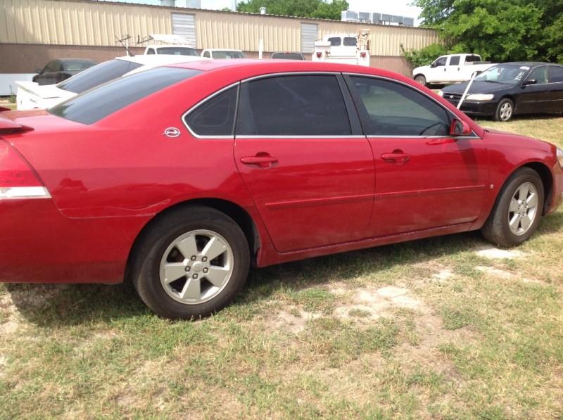 Chevrolet Impala 2008 price $3,500 Cash