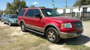 Ford Expedition 2003