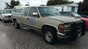 Chevrolet C/K 2500 1992
