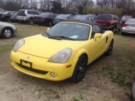 Toyota MR2 Spyder 2003
