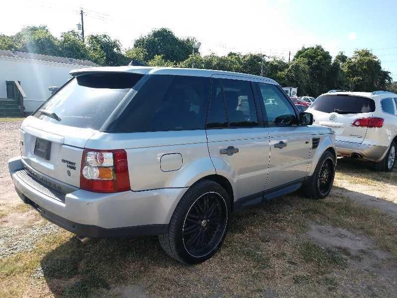 Land Rover Range Rover Sport 2008 price $6,900 Cash