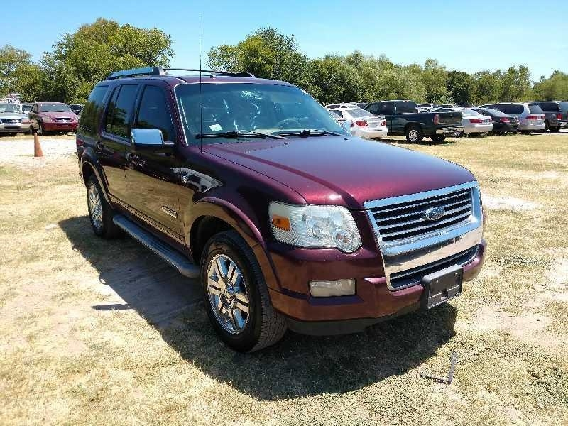 Ford Explorer Limited 2007 price $8,000 Cash