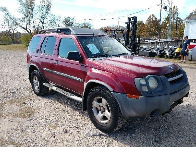 Nissan Xterra 2004 price $1,900 Cash