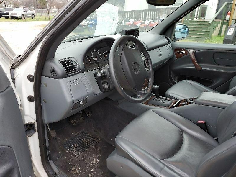Mercedes-Benz M-Class 1998 price $1,800 Cash