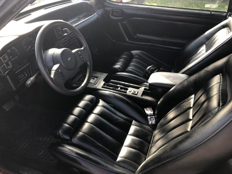 Ford Mustang 1989 price $4,500 Cash