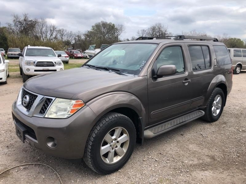 Nissan Pathfinder 2008 price $3,900 Cash