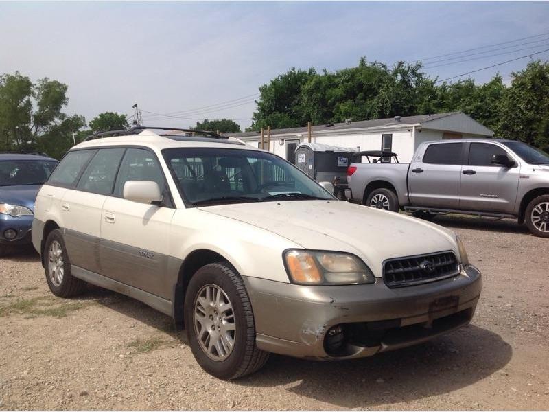 Subaru Legacy 2004 price $3,700 Cash