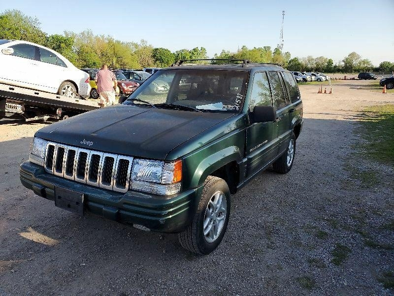 Jeep Grand Cherokee 1998 price $1,800 Cash