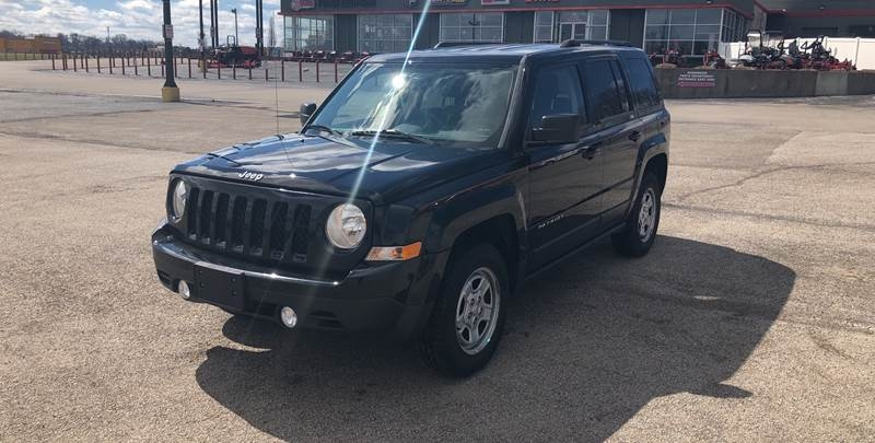 2014 Jeep Patriot Sport 4x4 4dr SUV Chad Auto Sales | Auto