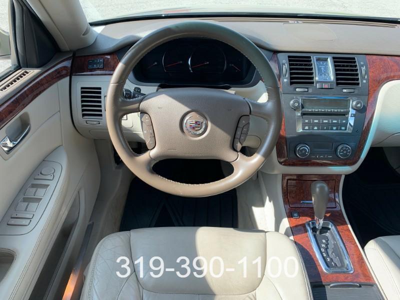 CADILLAC DTS 2006 price $4,450