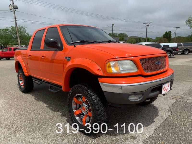 Ford F-150 2002 price $8,850