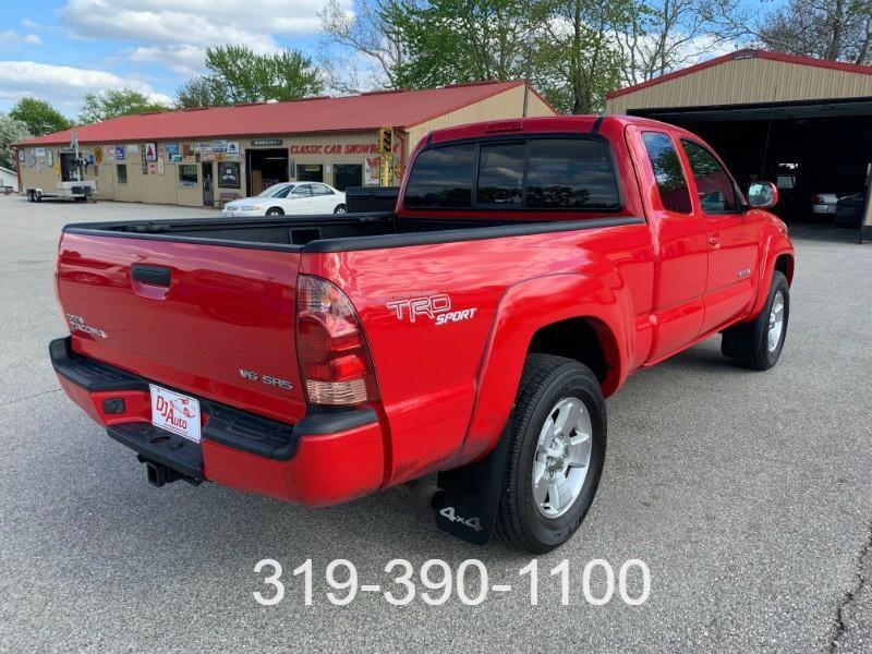 Toyota Tacoma 2005 price $13,850