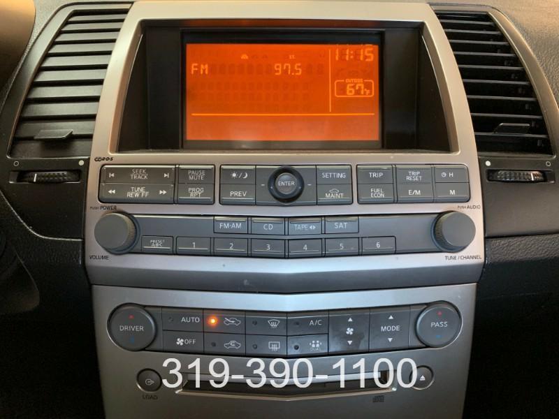 NISSAN MAXIMA 2004 price $4,995