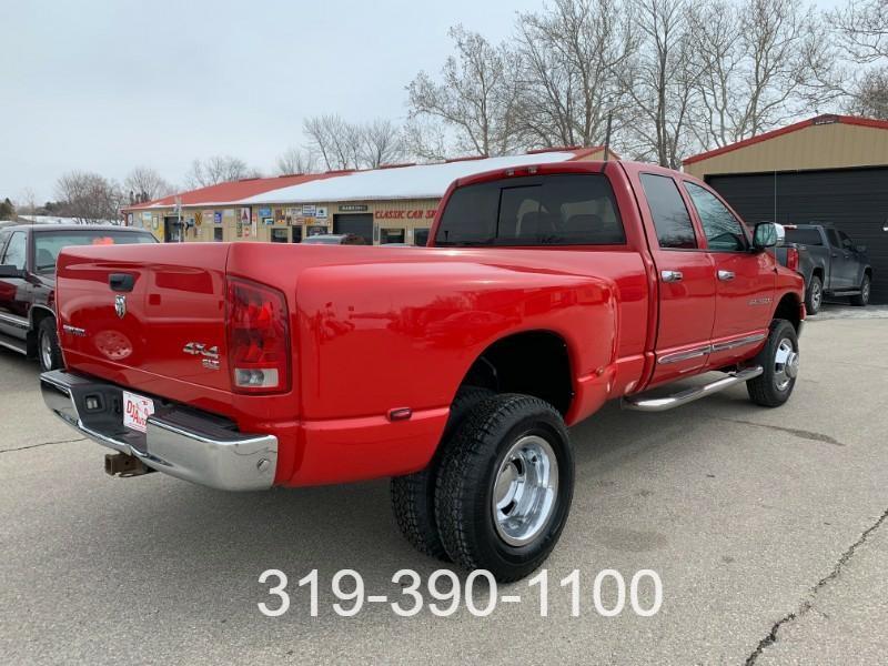 DODGE RAM 3500 2004 price $9,950