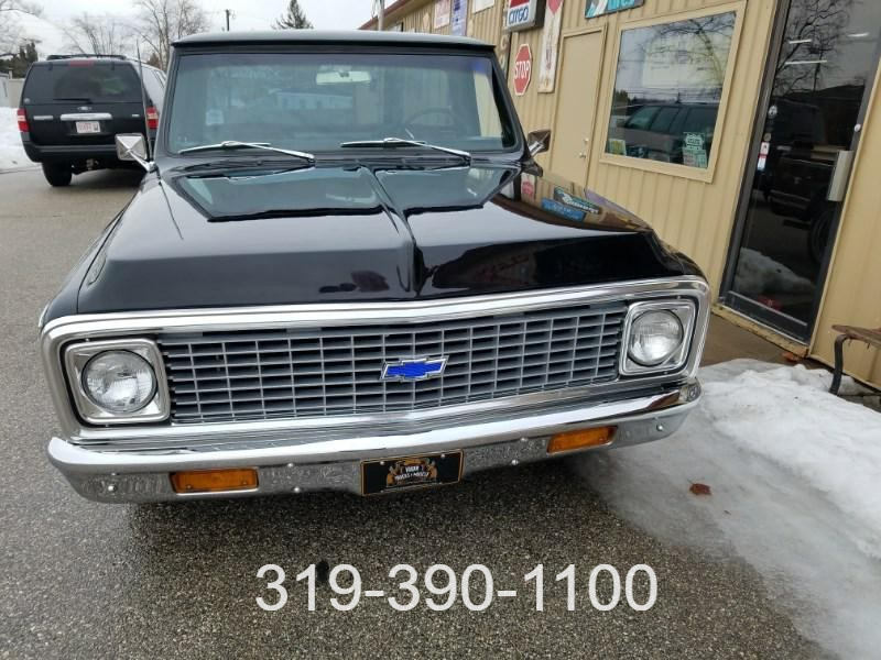Chevrolet CHEYENNE 1972 price $37,500