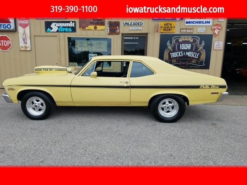 Chevrolet NOVA 1972 price $24,500