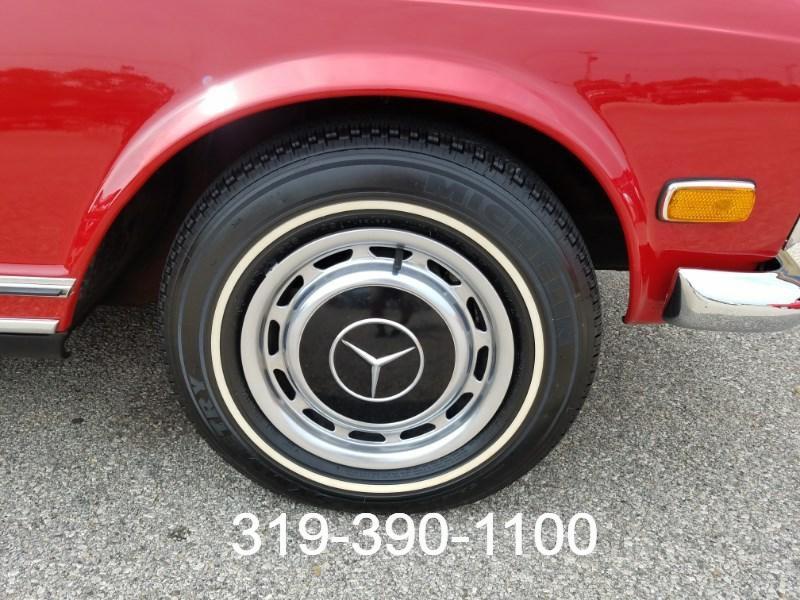 Mercedes-Benz 280SL 1971 price $97,500