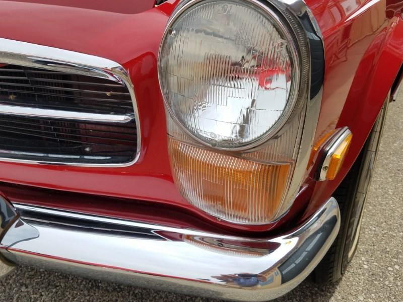 MERCEDES-BENZ 280SL 1971 price $120,000