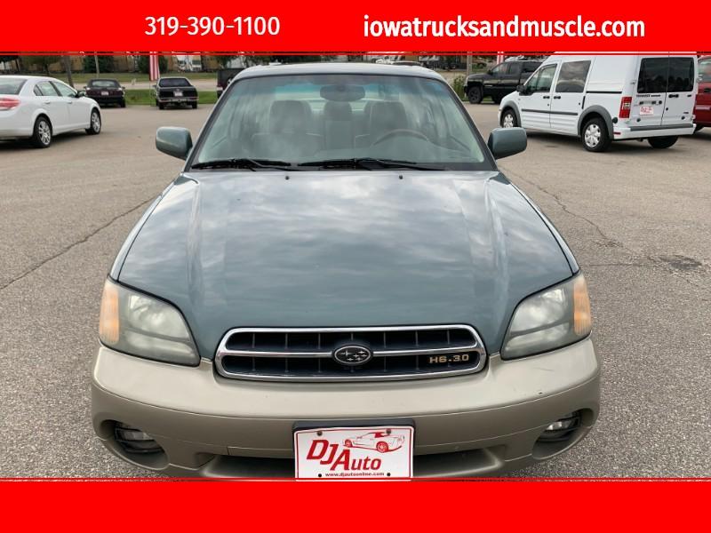 Subaru Legacy Sedan 2002 price $4,850