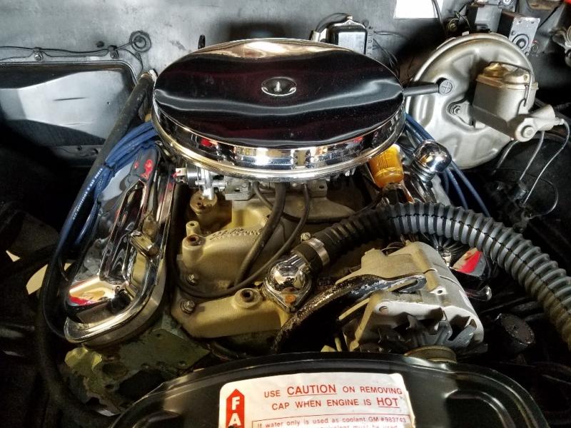 Pontiac GTO 1966 price $35,500