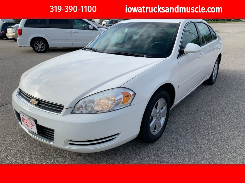 Chevrolet Impala 2007 price $3,950