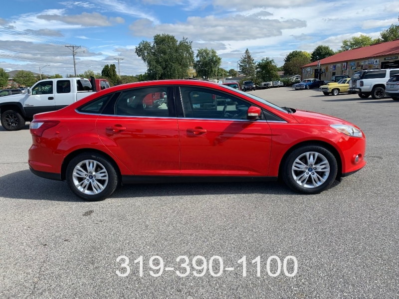 Ford Focus 2012 price $5,850