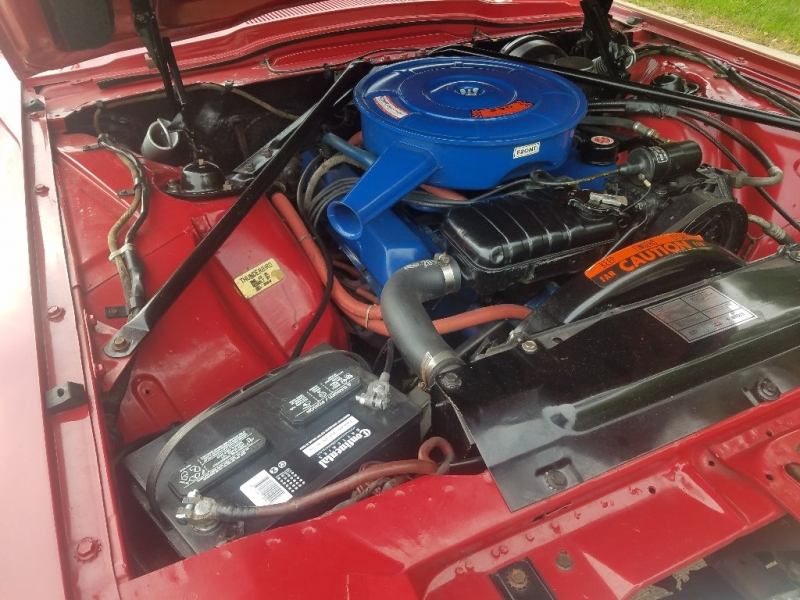 Ford Thunderbird 1966 price $19,850