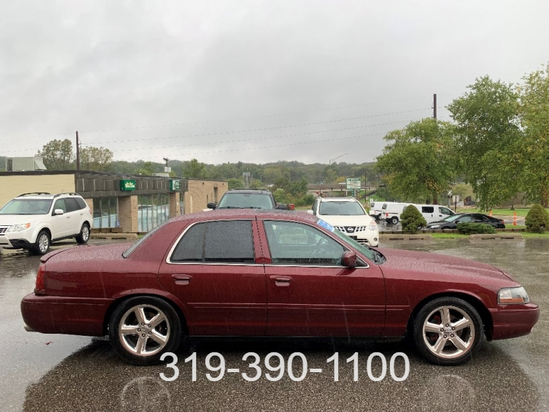 Mercury Marauder 2004 price $8,400