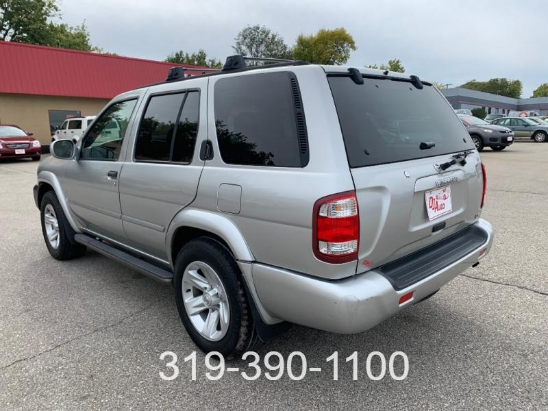 Nissan Pathfinder 2003 price $3,950