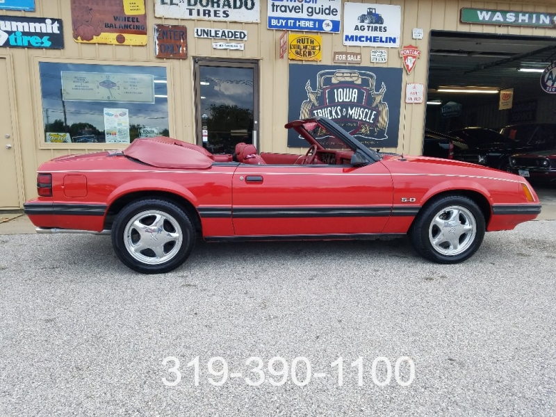 Ford Mustang 1983 price $8,750