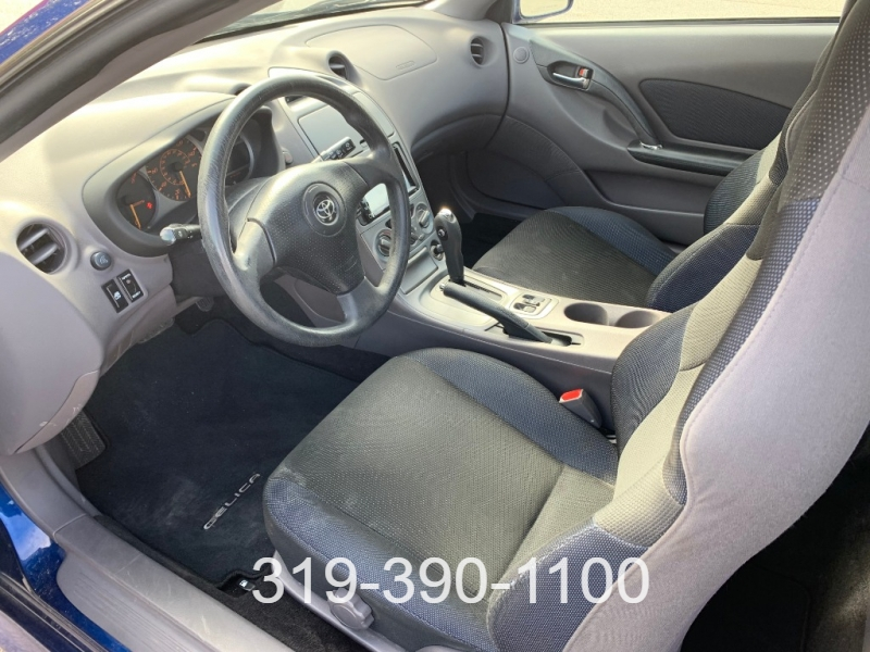 Toyota Celica 2002 price $4,650