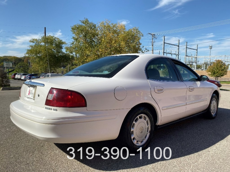 Mercury Sable 2000 price $2,400