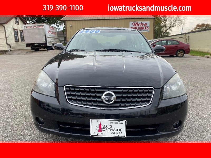 Nissan Altima 2006 price $6,400