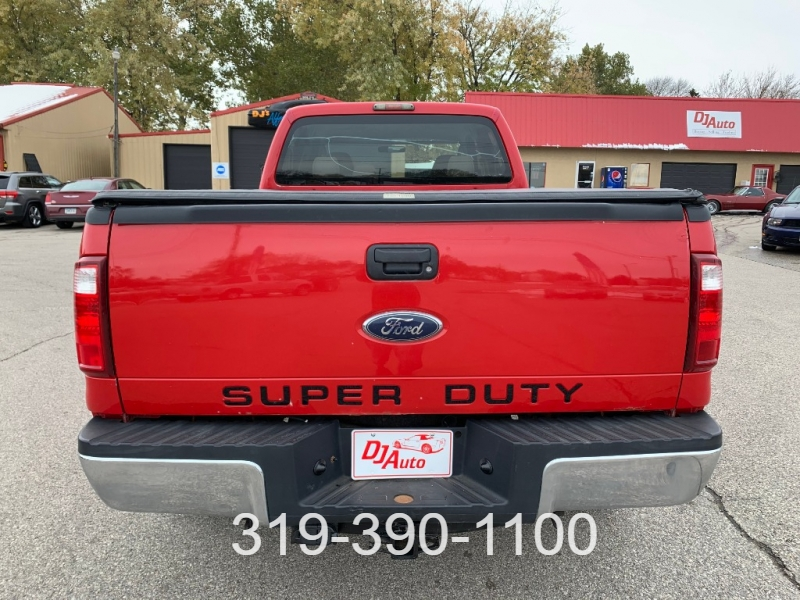 Ford Super Duty F-250 SRW 2008 price $11,600