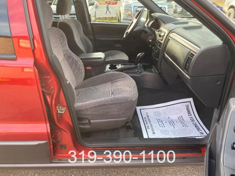 Jeep Grand Cherokee 2001 price $6,400