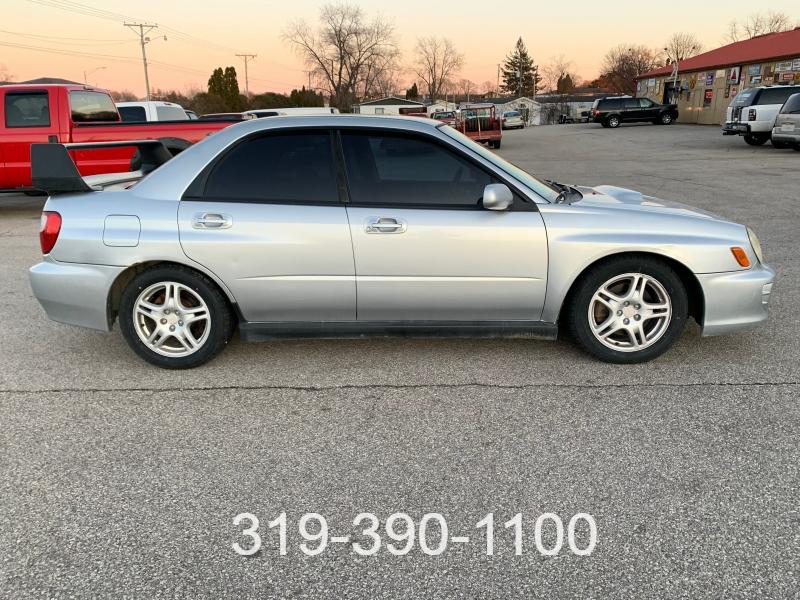 Subaru Impreza Sedan 2002 price $5,985