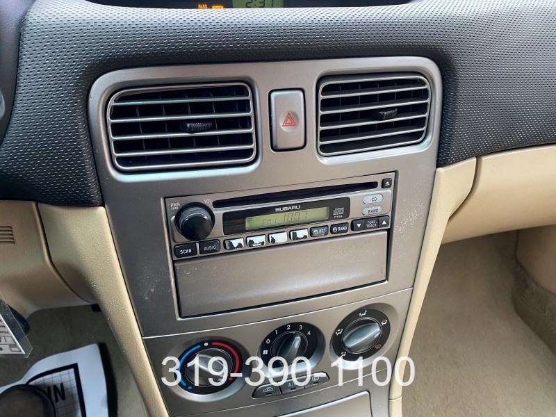 Subaru Forester (Natl) 2008 price $6,200