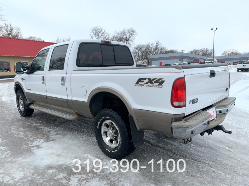 Ford Super Duty F-350 SRW 2003 price $8,995