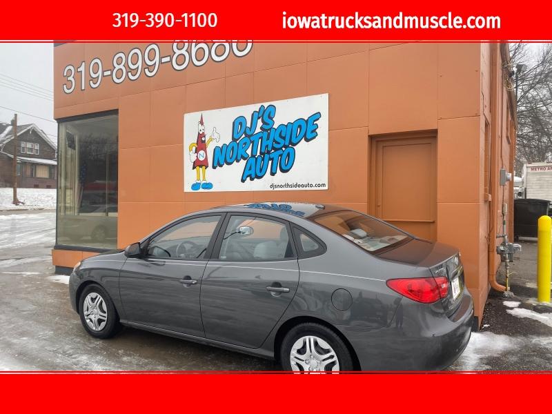 Hyundai Elantra 2007 price $4,900