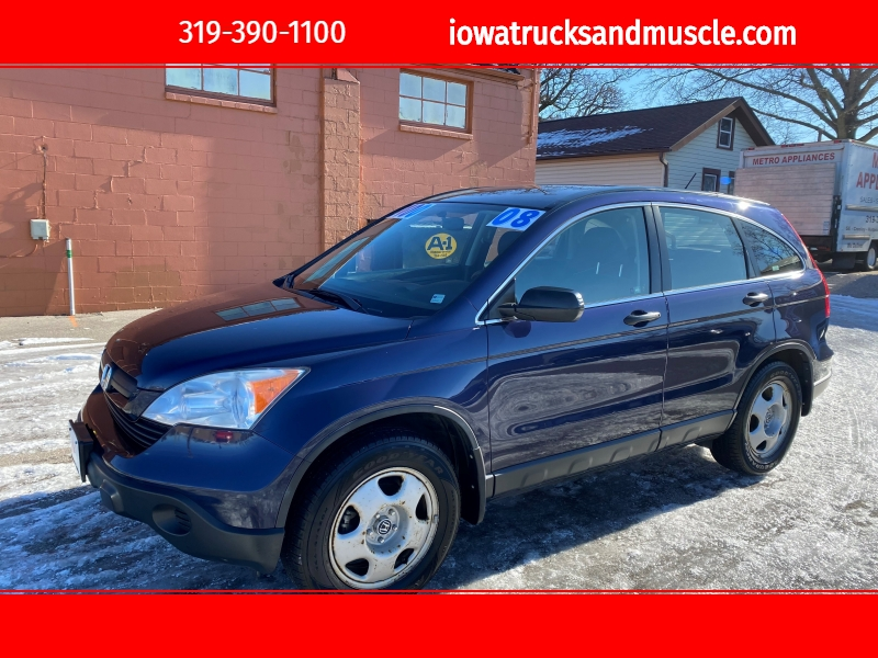 Honda CR-V 2008 price $8,400