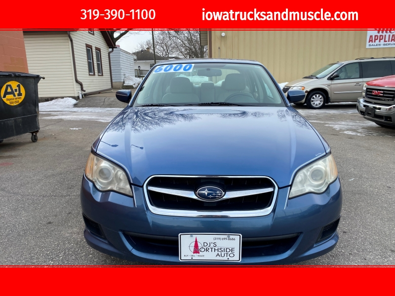 Subaru Legacy (Natl) 2008 price $6,000