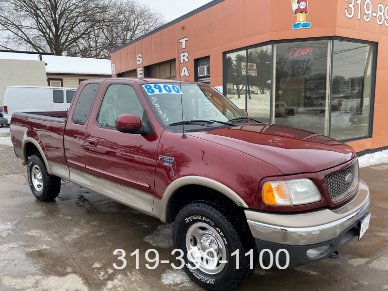 Ford F-150 2003 price $8,500