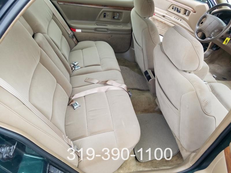 Oldsmobile 98 Regency Elite 1995 price $2,950