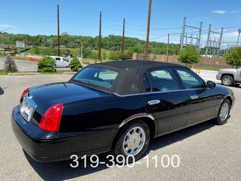 Lincoln Town Car 1998 price $5,400