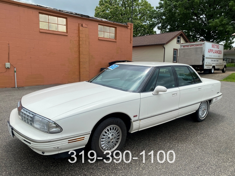 Oldsmobile 98 Regency 1992 price $3,500